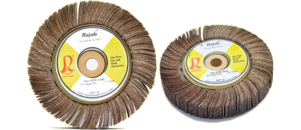 Flap Discs and Mops